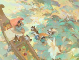 广州原画大师:原画游戏场景设计师需要做什么?