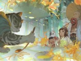 广州原画大师:原画设计麋鹿老师,生命不息,奋斗不止